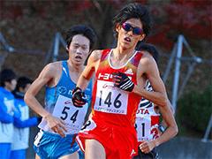 2013年12月の頭に行われた八王子ロングディスタンス記録会での走り。